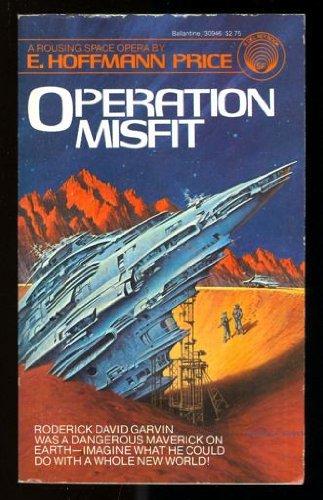 9780345338334: Operation Misfit