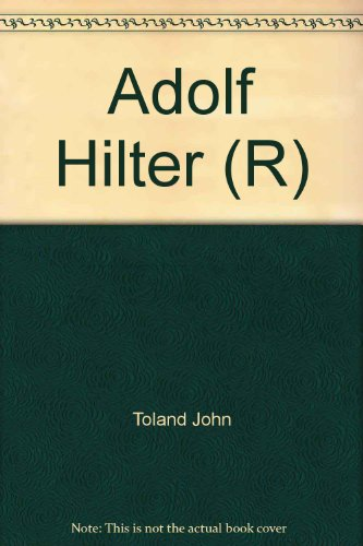 9780345338488: Adolf Hilter (R)