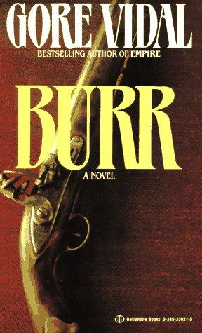 9780345339218: Burr