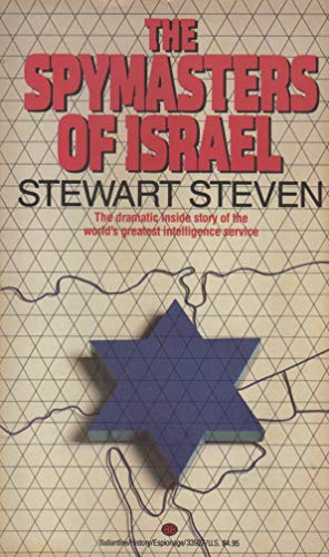 9780345339270: The Spymasters of Israel