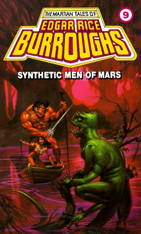9780345339300: Synthetic Men of Mars (Martian Tales of Edgar Rice Burroughs)