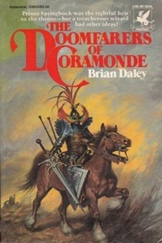 9780345339539: The Doomfarers of Coramonde