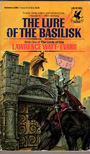 9780345339607: The Lure of the Basilisk: (#1) (The Lords of Dus Bk 1)