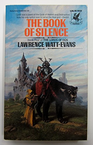 9780345339638: The Book of Silence (Lords of Dus, Book 4)