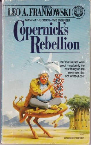 Copernick's Rebellion (0345340337) by Leo A. Frankowski