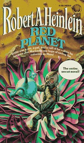 9780345340399: Red Planet (A Del Rey book)