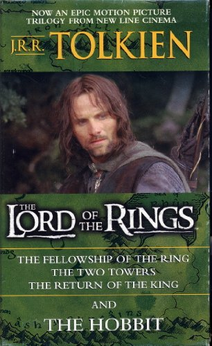 The Lord of the Rings and The Hobbit Boxed Set New Line Cinema Movie (0345340426) by J. R. R. Tolkien