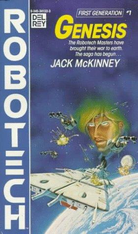 9780345341334: Robotech Genesis (#1)