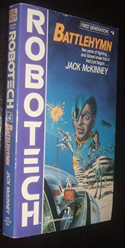 Battlehymn (Robotech # 4): McKinney, Jack