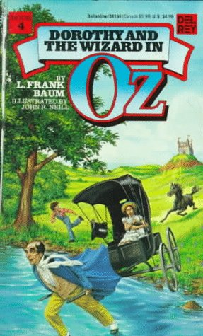 9780345341686: Dorothy and the Wizard in Oz