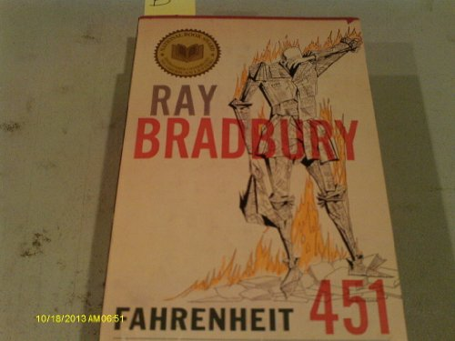 9780345342003: (Fahrenheit 451: The Temperature at Which Book Paper Catches Fire, and Burns) By Bradbury, Ray (Author) mass_market on (08 , 1987)