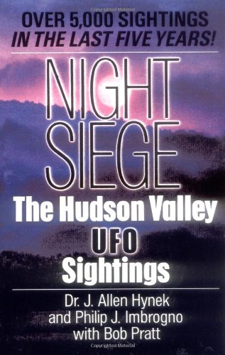 9780345342133: Night Siege: The Hudson Valley UFO Sightings