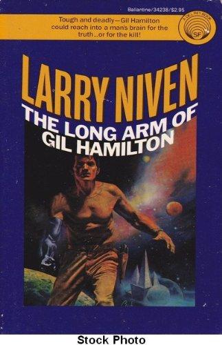 9780345342386: Long Arm of Gil Hamilton