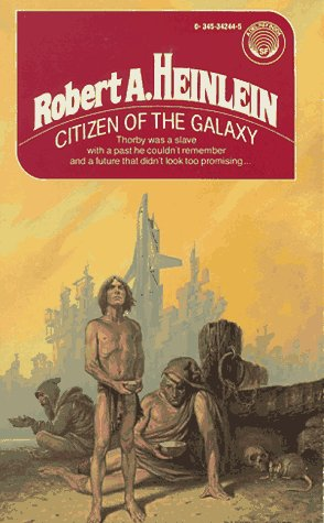 9780345342447: Citizen of the Galaxy
