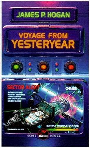 9780345342461: Voyage From Yesteryear