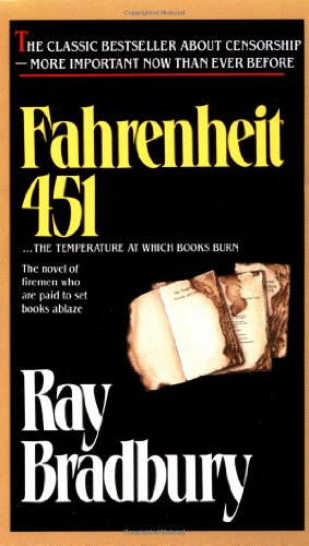 9780345342966: Fahrenheit 451: The Temperature at Which Book Paper Catches Fire, and Burns (Science Fiction)