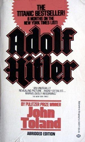9780345343178: Adolf Hitler