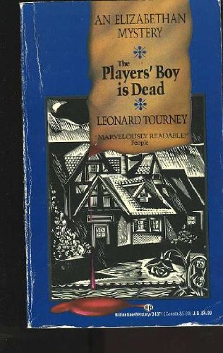 9780345343710: The Players' Boy Is Dead: An Elizabethan Mystery
