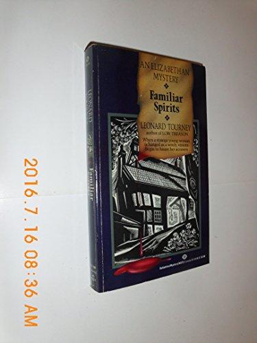 9780345343727: Familiar Spirits (Elizabethan Mystery)