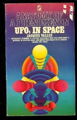 9780345344373: UFO's In Space: Anatomy of A Phenomenon