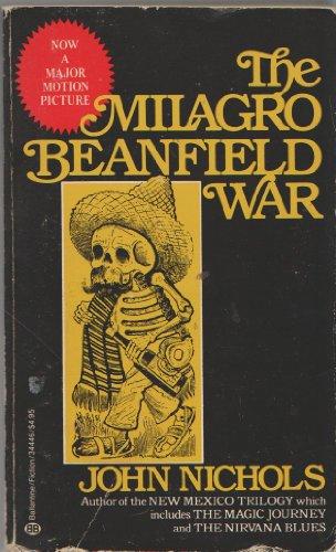 9780345344465: The Milagro Beanfield War