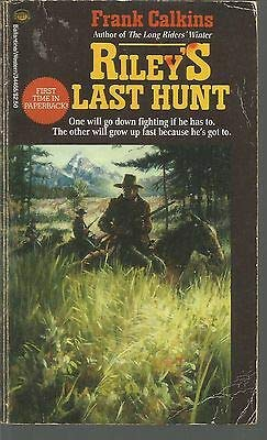 9780345344656: Riley's Last Hunt