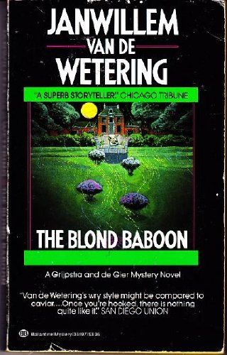 9780345344977: The Blond Baboon