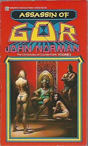 Assassin of Gor: (#5): Norman, John