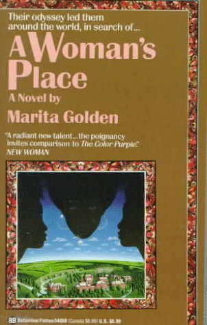 Woman's Place (0345346505) by Marita Golden