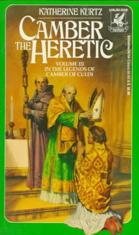 9780345347541: Camber the Heretic (Legends of Camber of Culdi, Vol. 3)