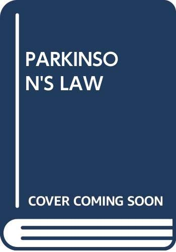 9780345347855: Parkinson's Law: And Other Studies in Administration
