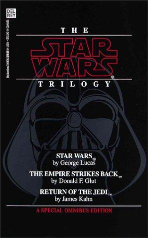 9780345348067: The Star Wars Trilogy (Ep. IV: A New Hope; Ep. V: The Empire Strikes Back; Ep. VI: Return of the Jedi)