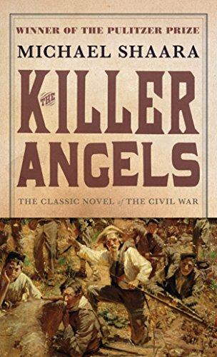 9780345348104: The Killer Angels: The Classic Novel of the Civil War (Civil War Trilogy)