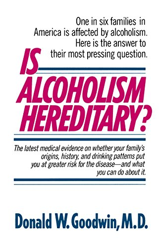 9780345348210: Is Alcoholism Hereditary?: One in Six Families in America Is Affected by Alcoholism. Here Is the Answer to Their Most Pressing Question