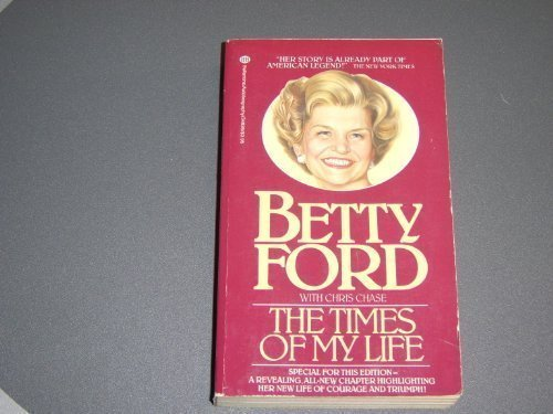 Times of My Life (0345348265) by Betty Ford