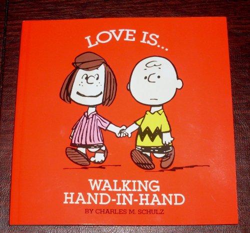 9780345348739: Love is walking hand in hand