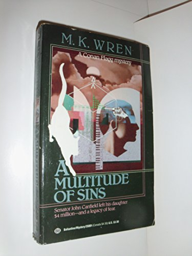 A Multitude of Sins (A Conan Flagg: Wren, M.K.