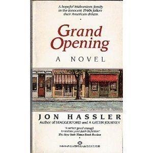 9780345350169: Grand Opening