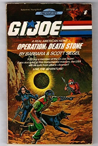 9780345350534: Operation: Death Stone: (#6) (Find Your Fate - G.i. Joe)