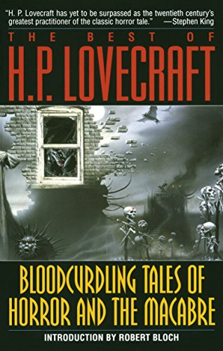 9780345350800: Bloodcurdling Tales of Horror and the Macabre: The Best of H. P. Lovecraft