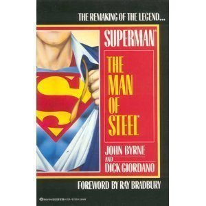 9780345350930: Superman: The Man of Steel