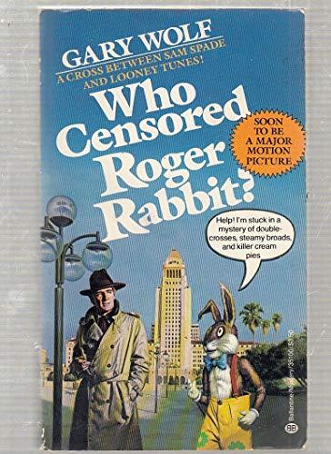 9780345351005: Who Censored R. Rabbit?