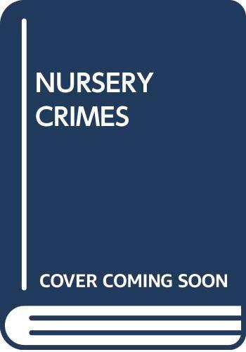 9780345351029: Nursery Crimes