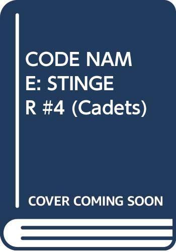 9780345351180: CODE NAME: STINGER #4 (Cadets)