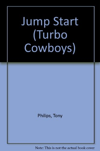 9780345351210: JUMP START #1 (Turbo Cowboys)