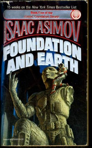 9780345351425: Foundation and Earth