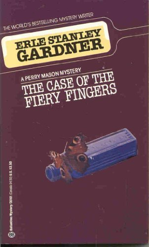 9780345351616: The Case of the Fiery Fingers