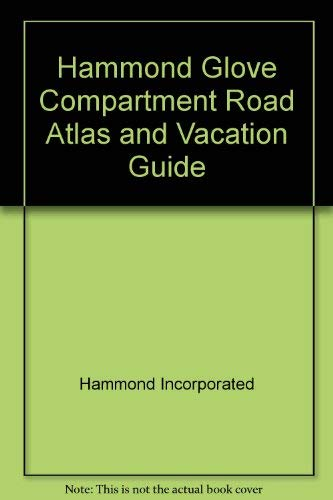 9780345351791: Hammond Glove Compartment Road Atlas and Vacation Guide [Lingua Inglese]