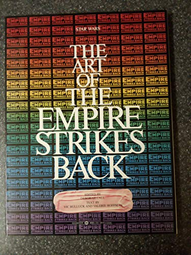 9780345352088: The Art of The Empire Strikes Back