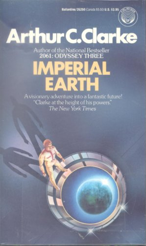 9780345352507: Imperial Earth